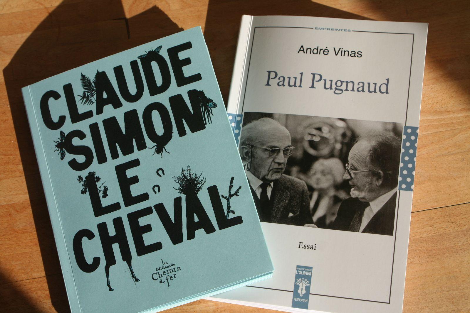 Claude Simon, Paul Pugnaud : signes de vie
