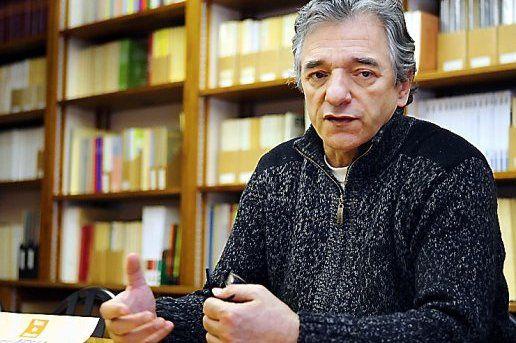 Daniel Fabre. Photo Claude Boyer l'Indépendant