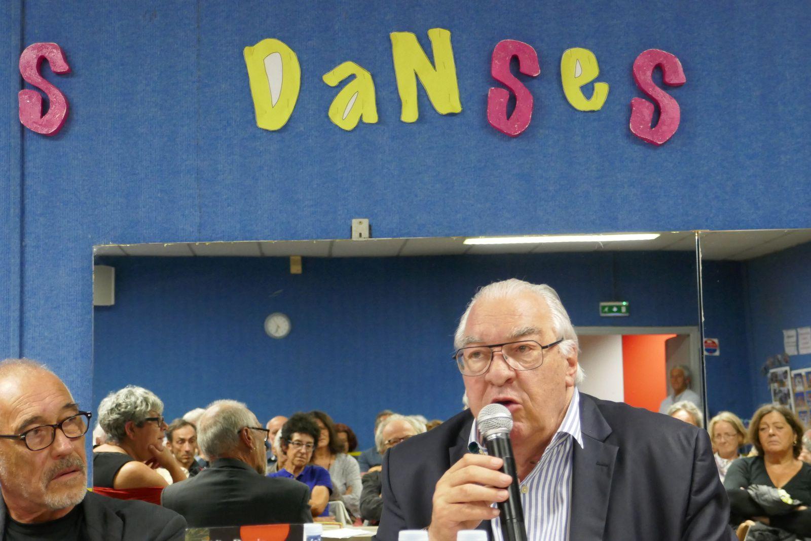 En attendant le grand album-photos, quelques images signées Brigitte Belair (Maïté Pinero et Didier Decoin au micro, Jean-Yves Laurichesse entre Bernard Revel et Sylvie Coral), Didier Pobel et Béatrice Embareck.