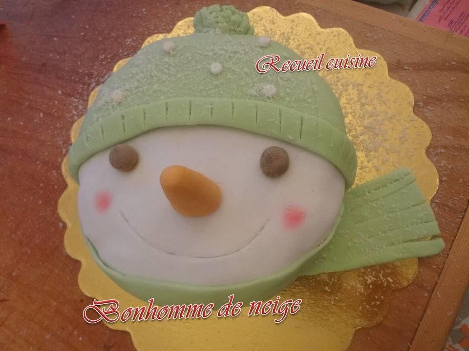 bonhomme de neige gâteau d anniversaire recueil cuisine de mira