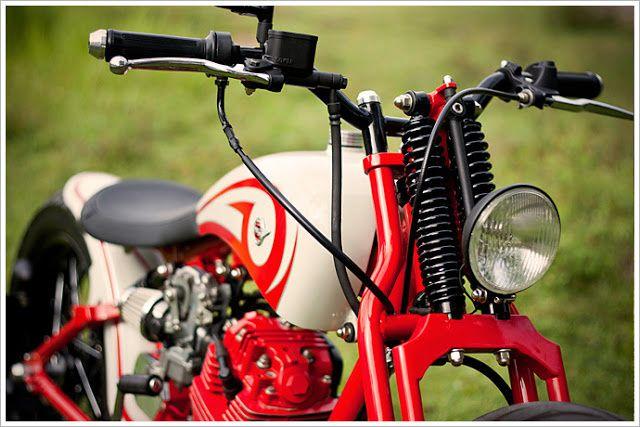 Honda CB125 - Darizt Design