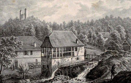 Château de Haut-Andlau