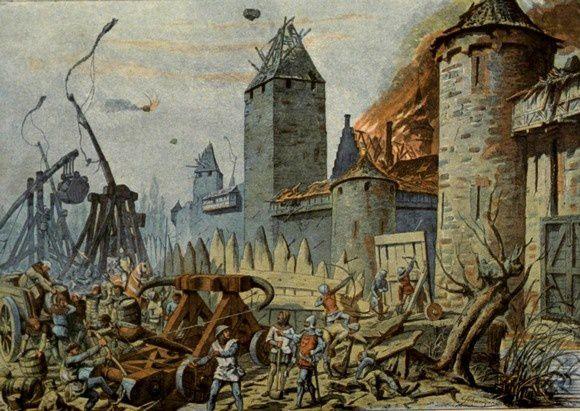 Siège de Schwanau en 1333
