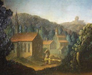 L'arrivée de la Croix à Niedermunster