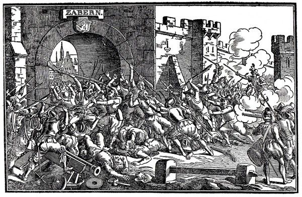 Le massacre de Saverne