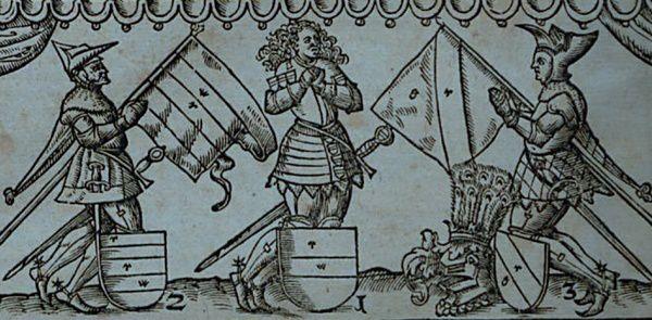 L'étrange mort de Walther von Dicke à la bataille de Sempach