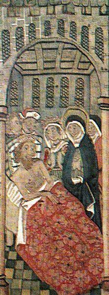 La Tapisserie de Sainte Odile