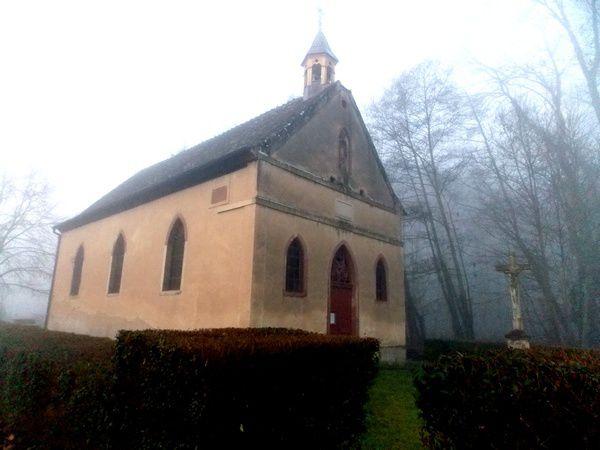 La chapelle Saint-Armuth
