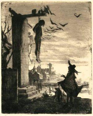 Conrad, le forgeron de Dachstein