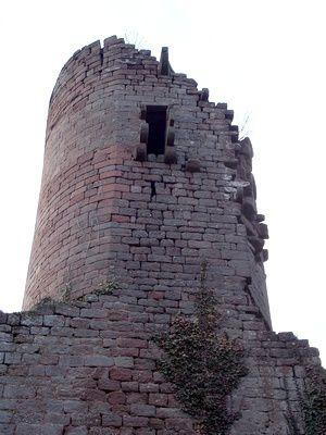 La fin des châteaux de Dreistein ( fiction )