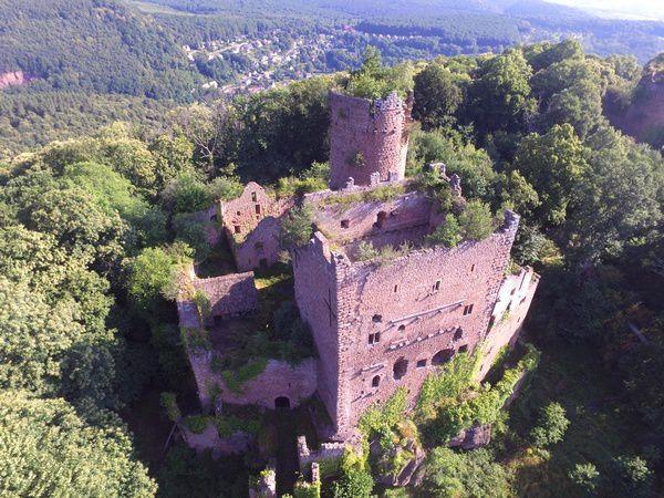 Les Mots Croisés des Châteaux d'Ottrott