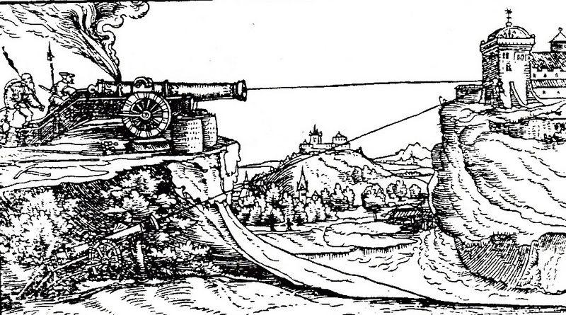 Die Neuen Perspektiva, W.H. Rhin, 1547