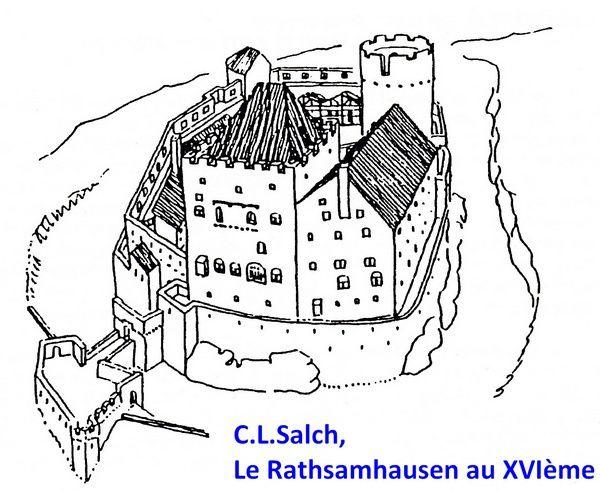 Les Müllenheim au château de Rathsamhausen