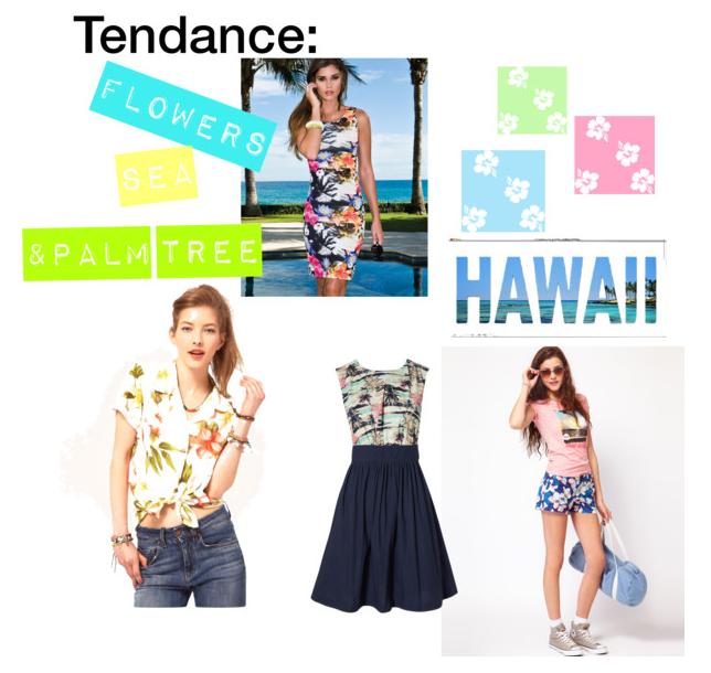 Je craque pour la tendance hawaii