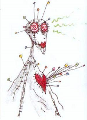&quot&#x3B;La Triste fin du petit enfant huitre&quot&#x3B; de Tim Burton