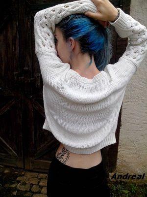 pull blanc Jennyfer