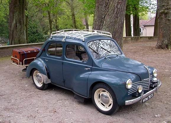 renault 4 cv sport 1955. Black Bedroom Furniture Sets. Home Design Ideas