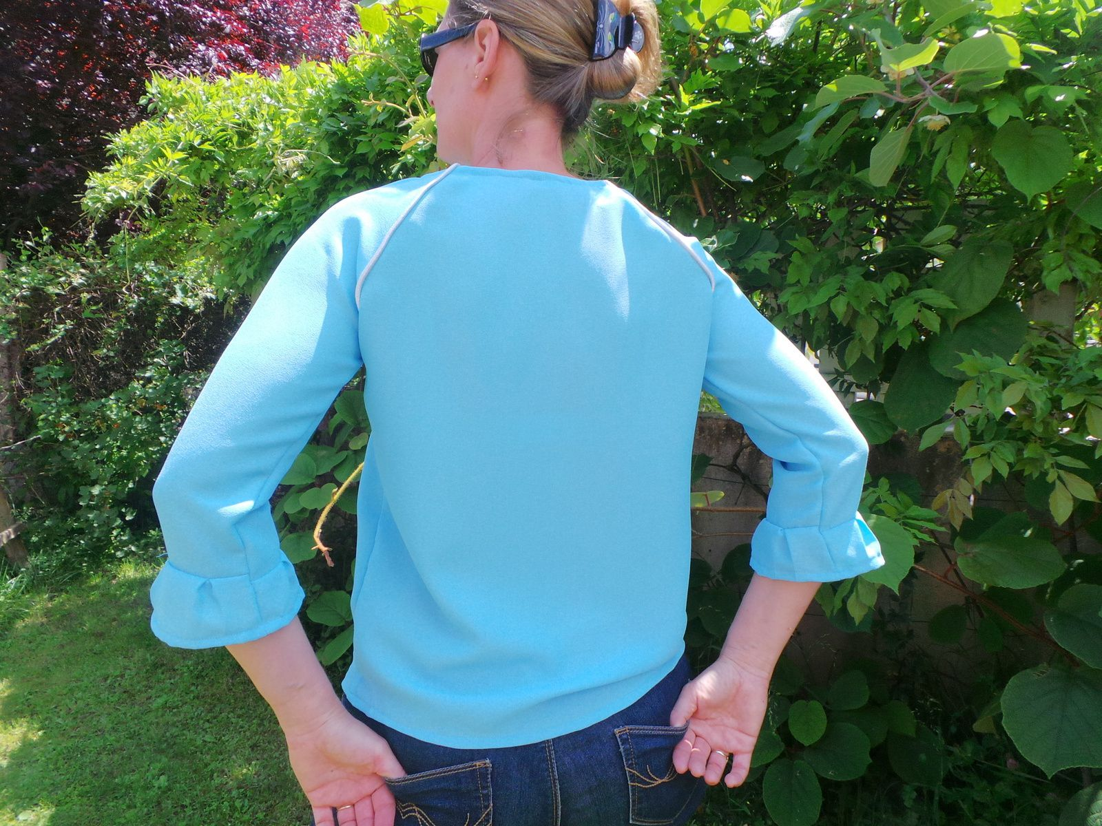 Blouse Stockhlom pour me myself and I
