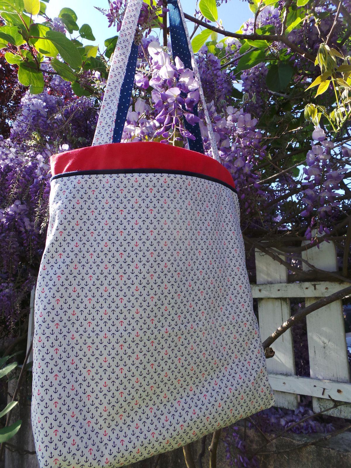 Déstockage tote bags de l'été