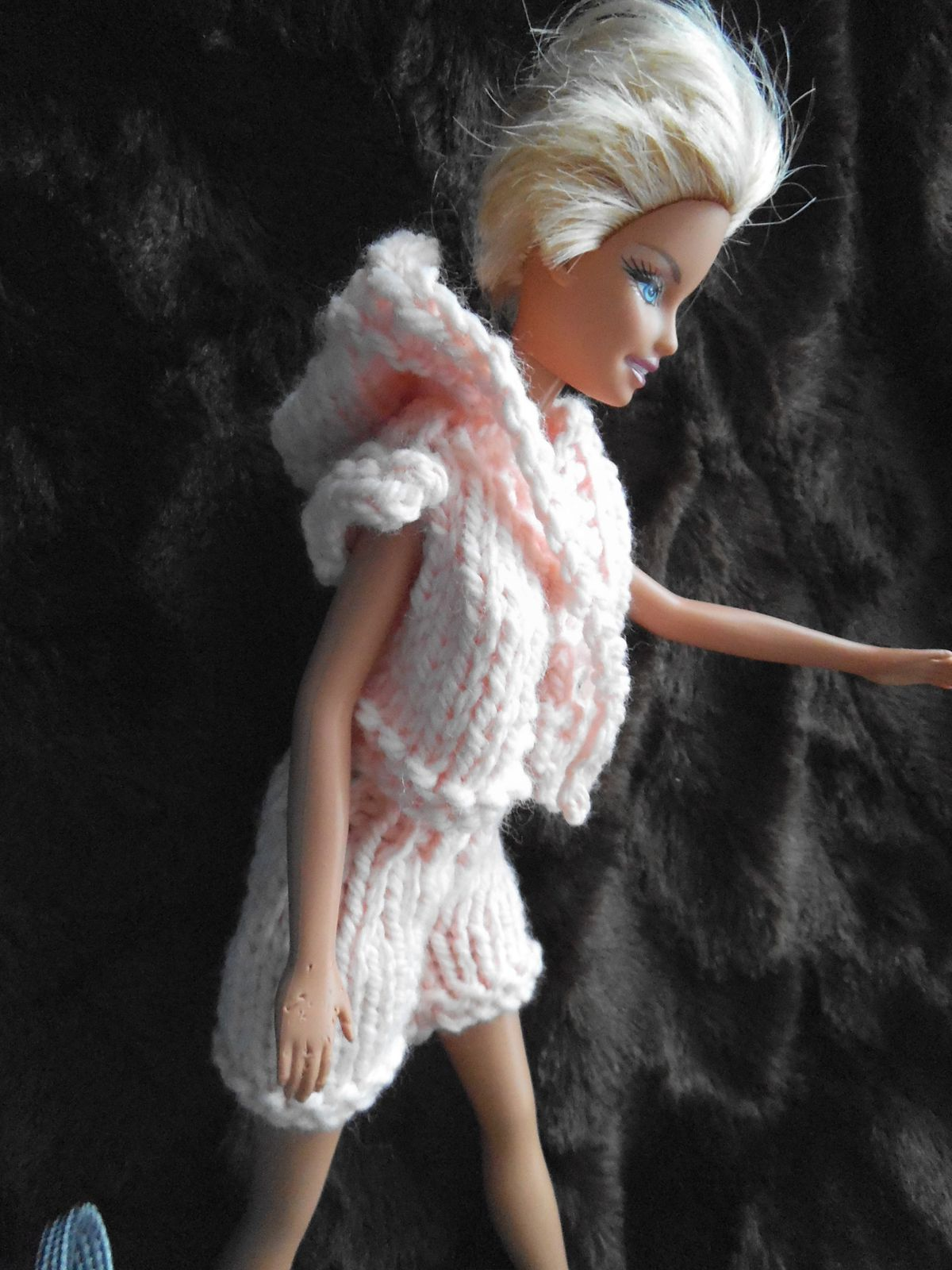 DIY short barbie