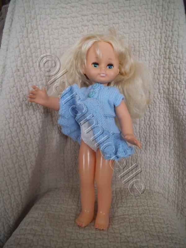 tuto gratuit poupée: petite culotte pour une poupée de 43 cm de haut