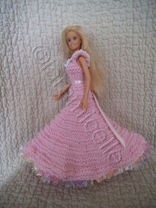 Ob Blog Crochet Barbie Princesse
