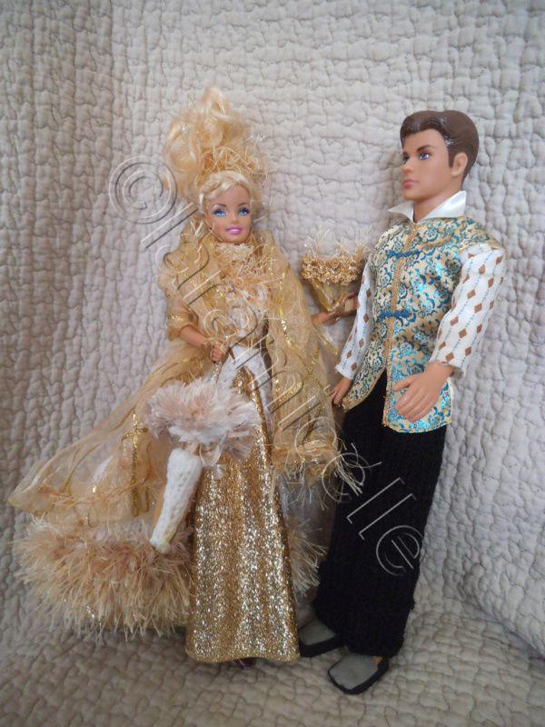 tuto gratuit Barbie: pantalon pour ken