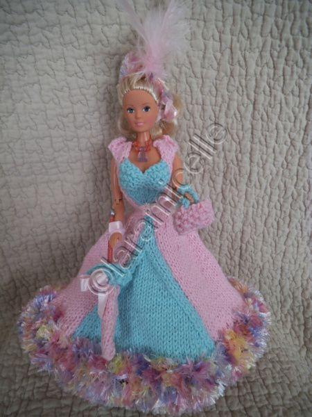 tuto gratuit barbie: modèles pour tricoteuses expérimentées-2-