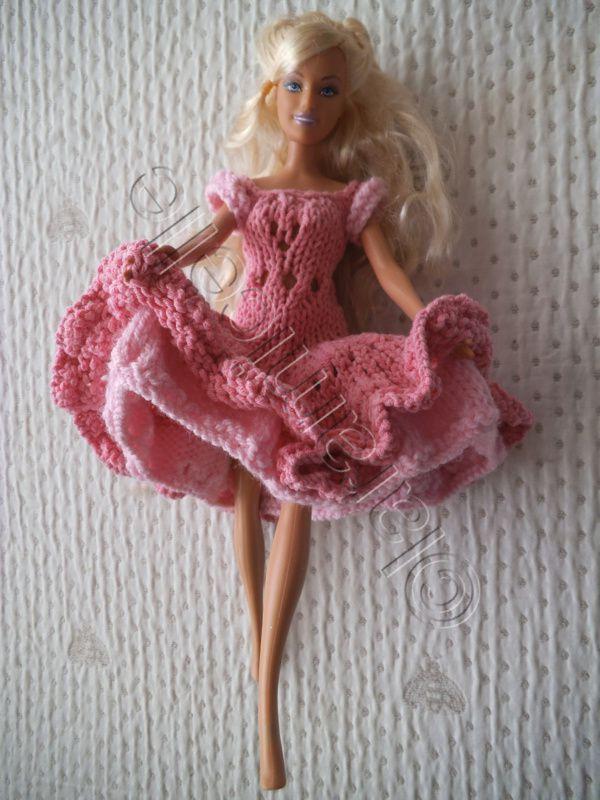 tuto gratuit barbie: mes créations robes courtes 2013 préférées