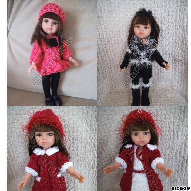 tuto gratuit paola reina : bonnet &quot&#x3B;filet&quot&#x3B; en tricot ajouré
