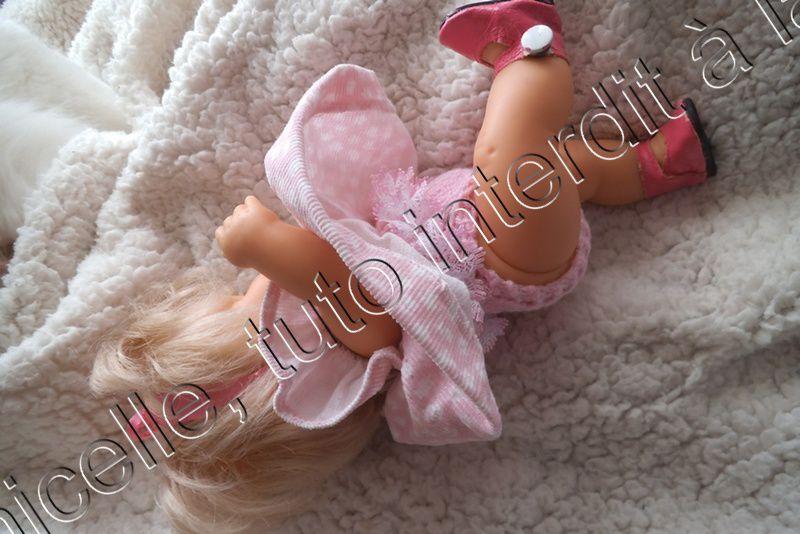 tuto gratuit poupée: petite culotte à dentelle