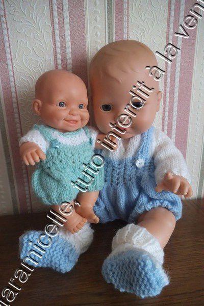 tuto gratuit poupée : petite barboteuse