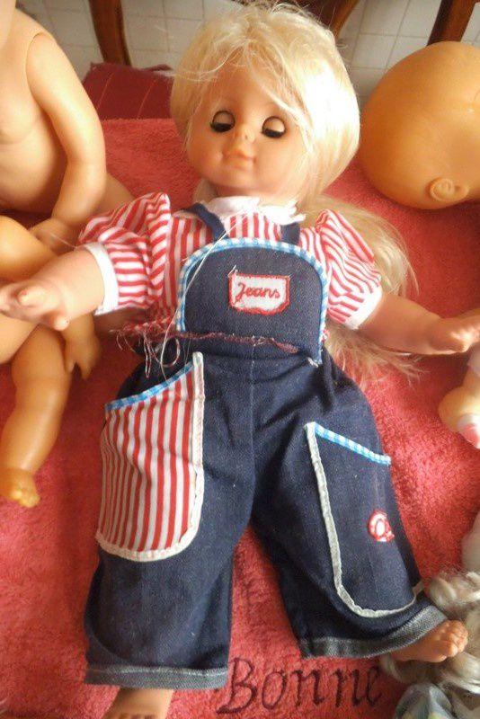 nouvelles poupées