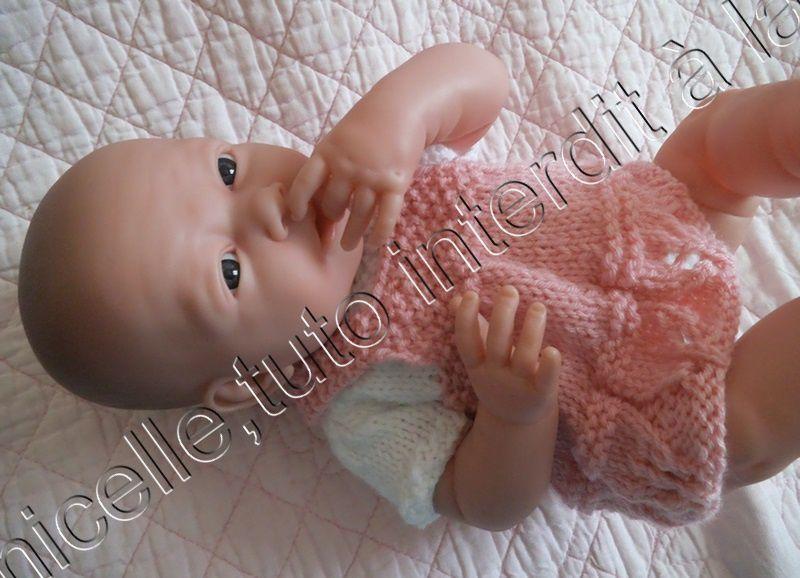 tuto gratuit poupée: robe salopette &quot&#x3B; deux en un &quot&#x3B;