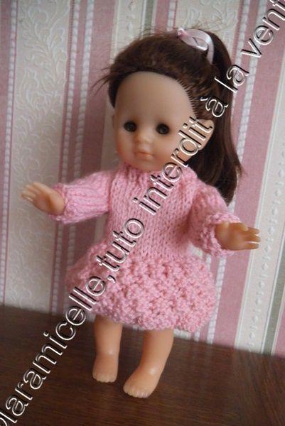 tuto gratuit poupée: robe d'automne base fantaisie