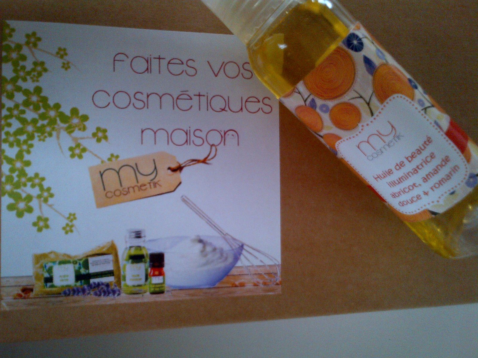 Test MyCosmetik #2