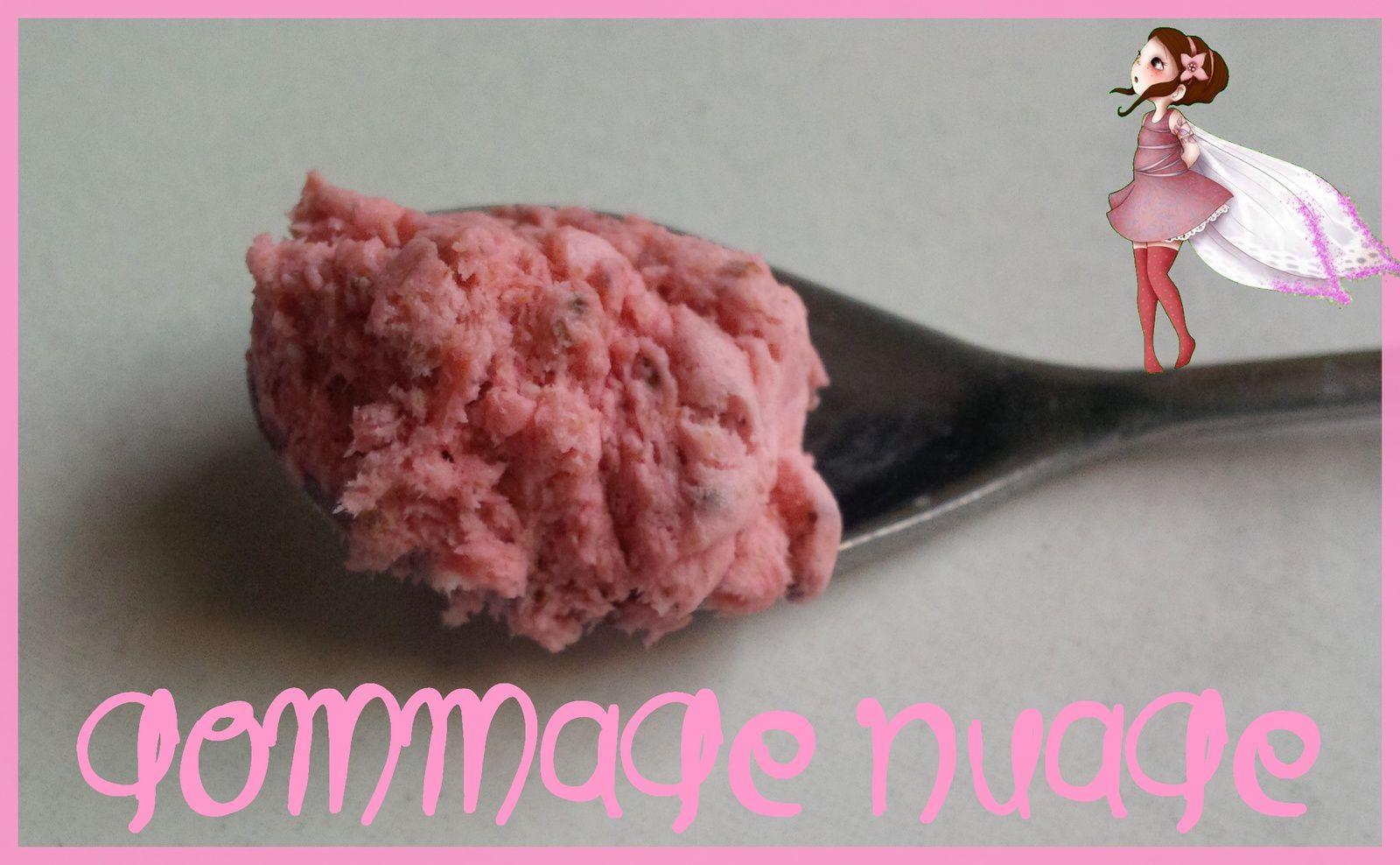 Gommage Nuage