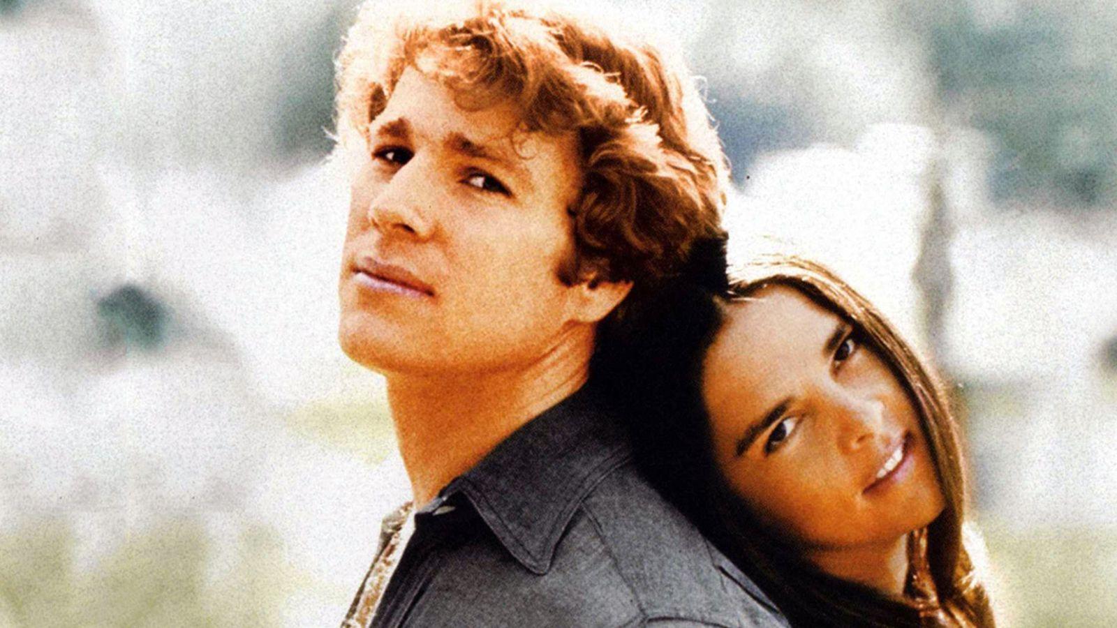 Love story (1970) d'Arthur Hiller avec Ali Mac Craw et Ryan O Neil