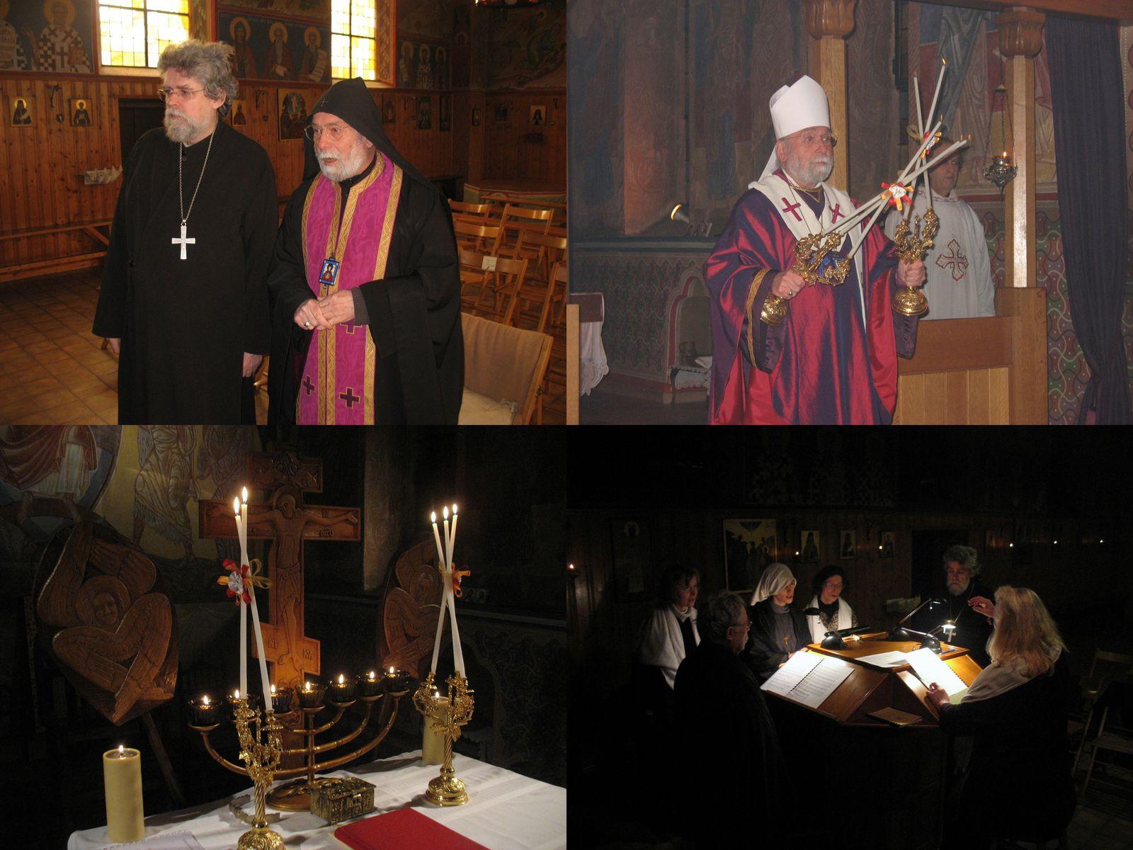 Monseigneur Grégoire en visite à Béthanie