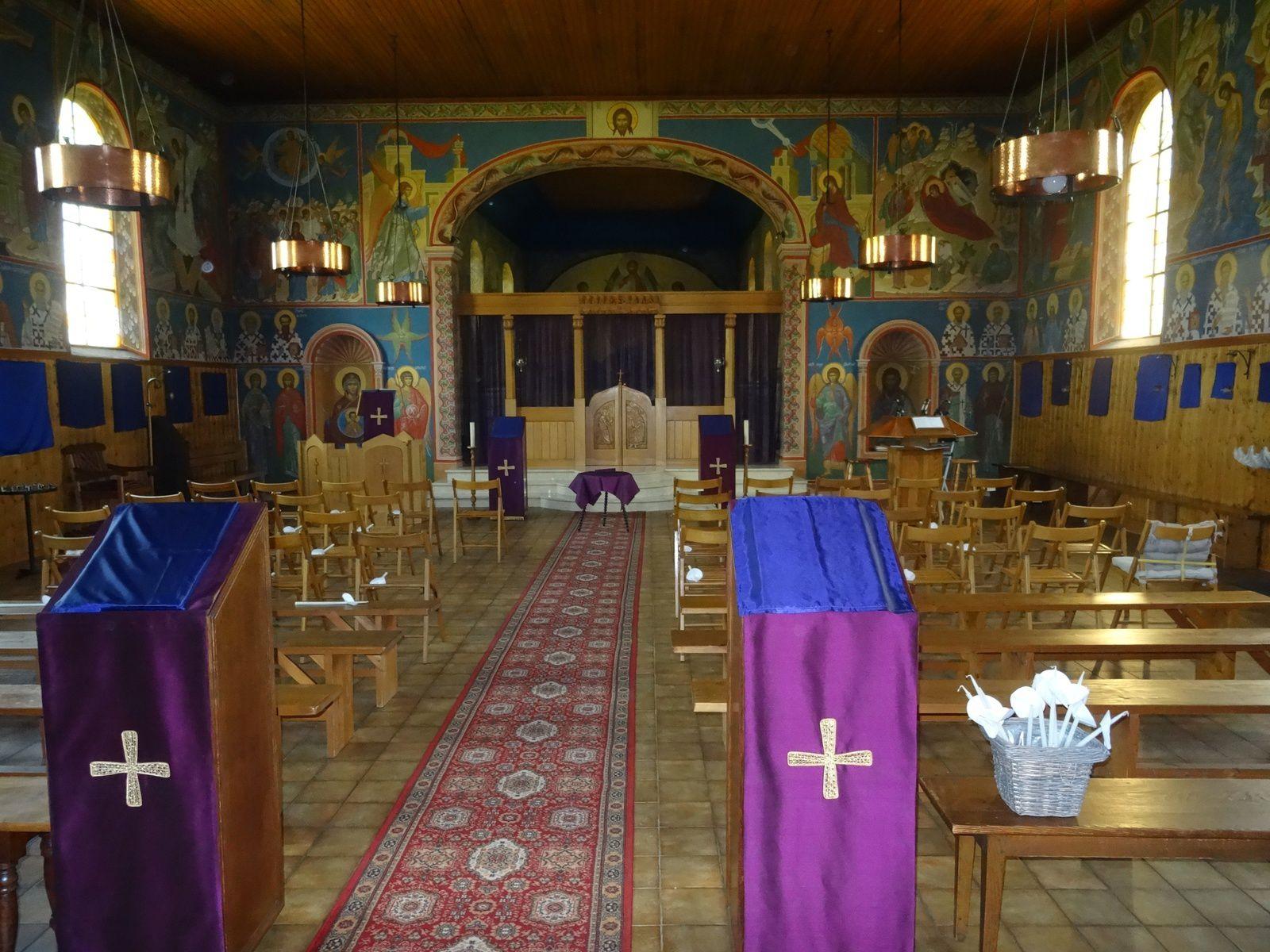 Aperçus de Pâques à Béthanie