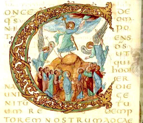 L'ascension du Christ dans notre coeur