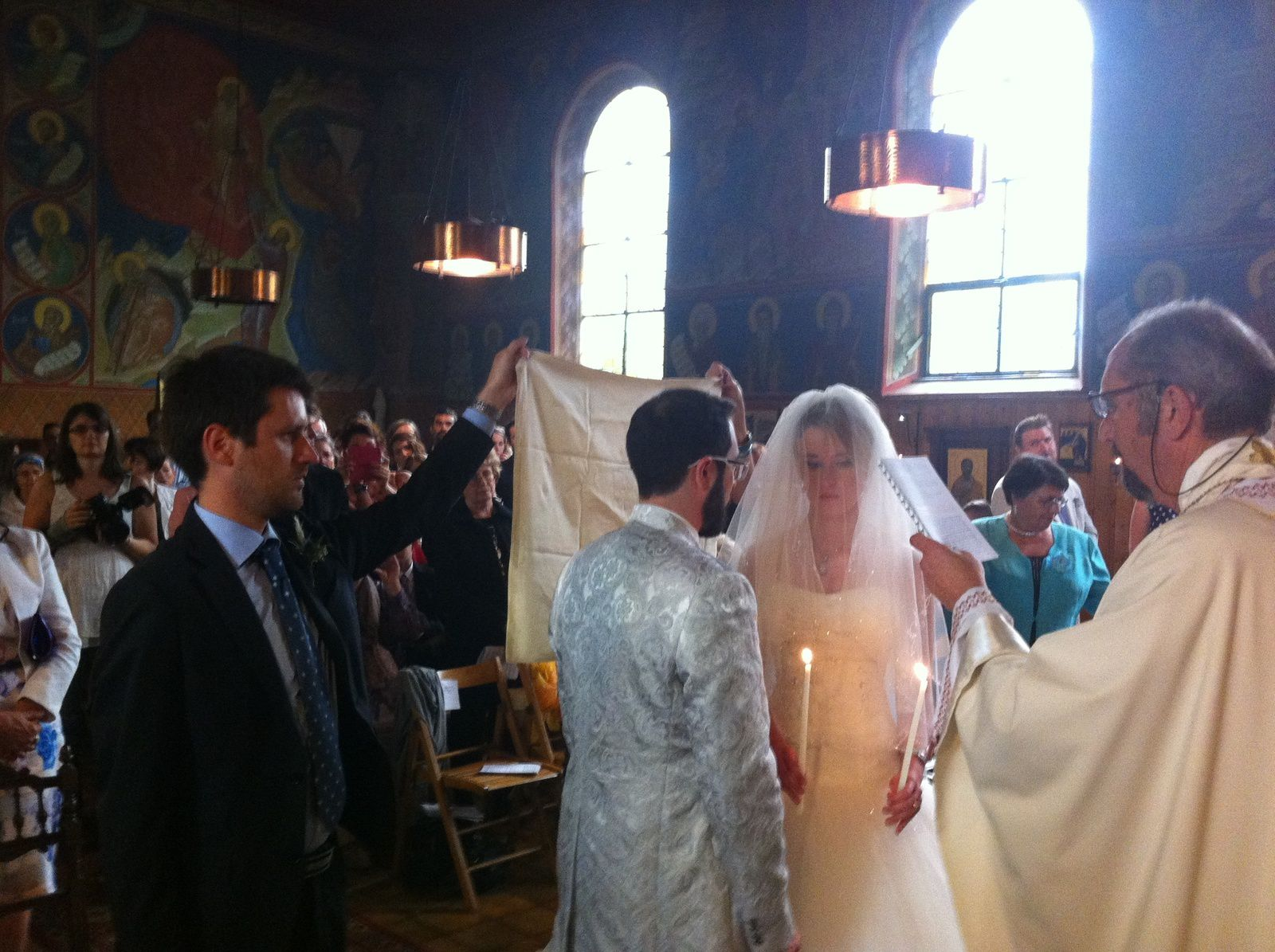 Mariage de Colombe et Mathieu