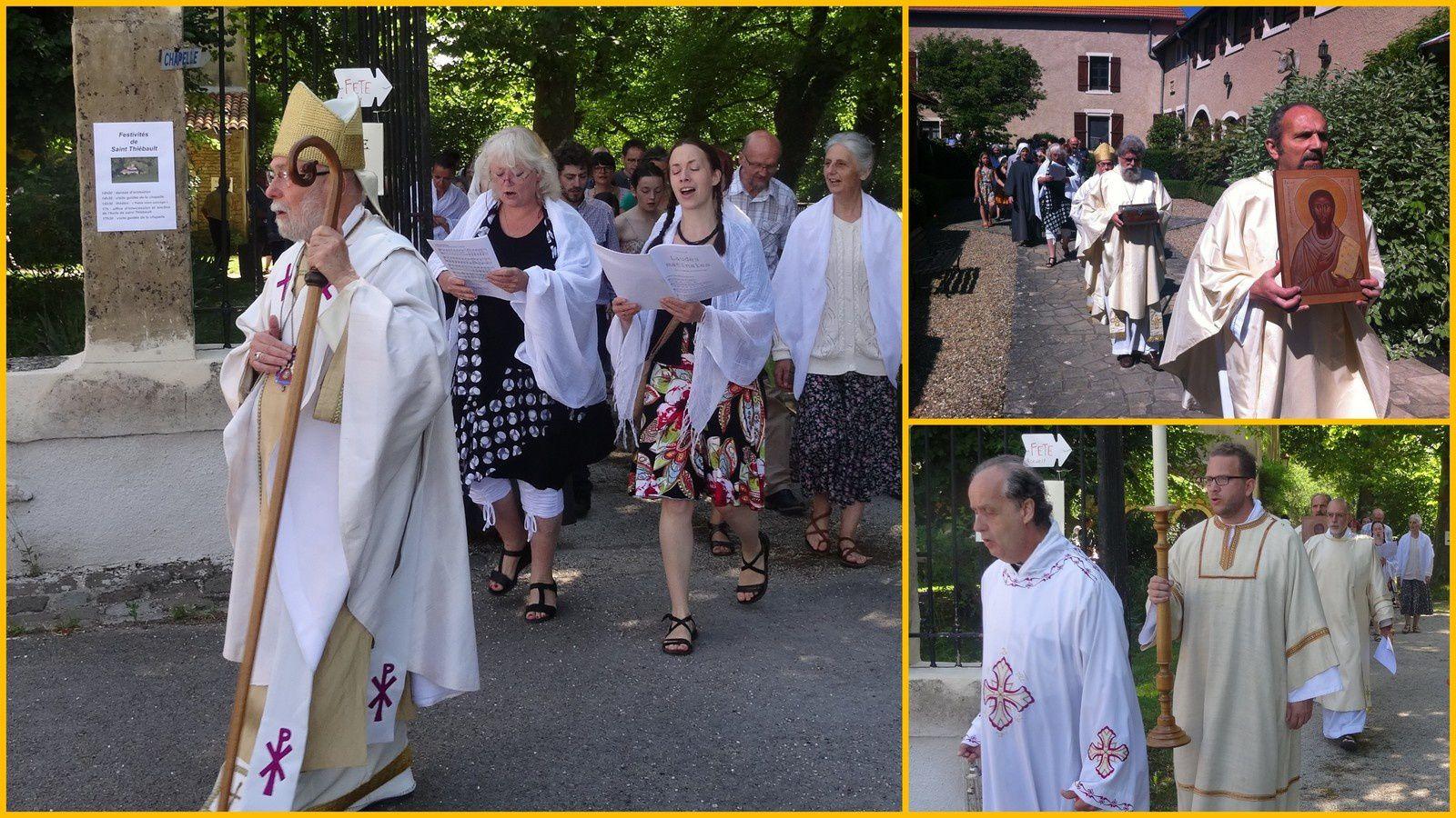 Festivités de la Saint Thiébault en photos