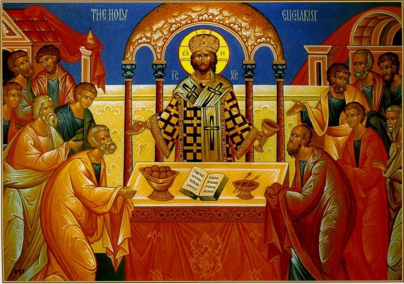 La divine liturgie expliquée par Père Pascal