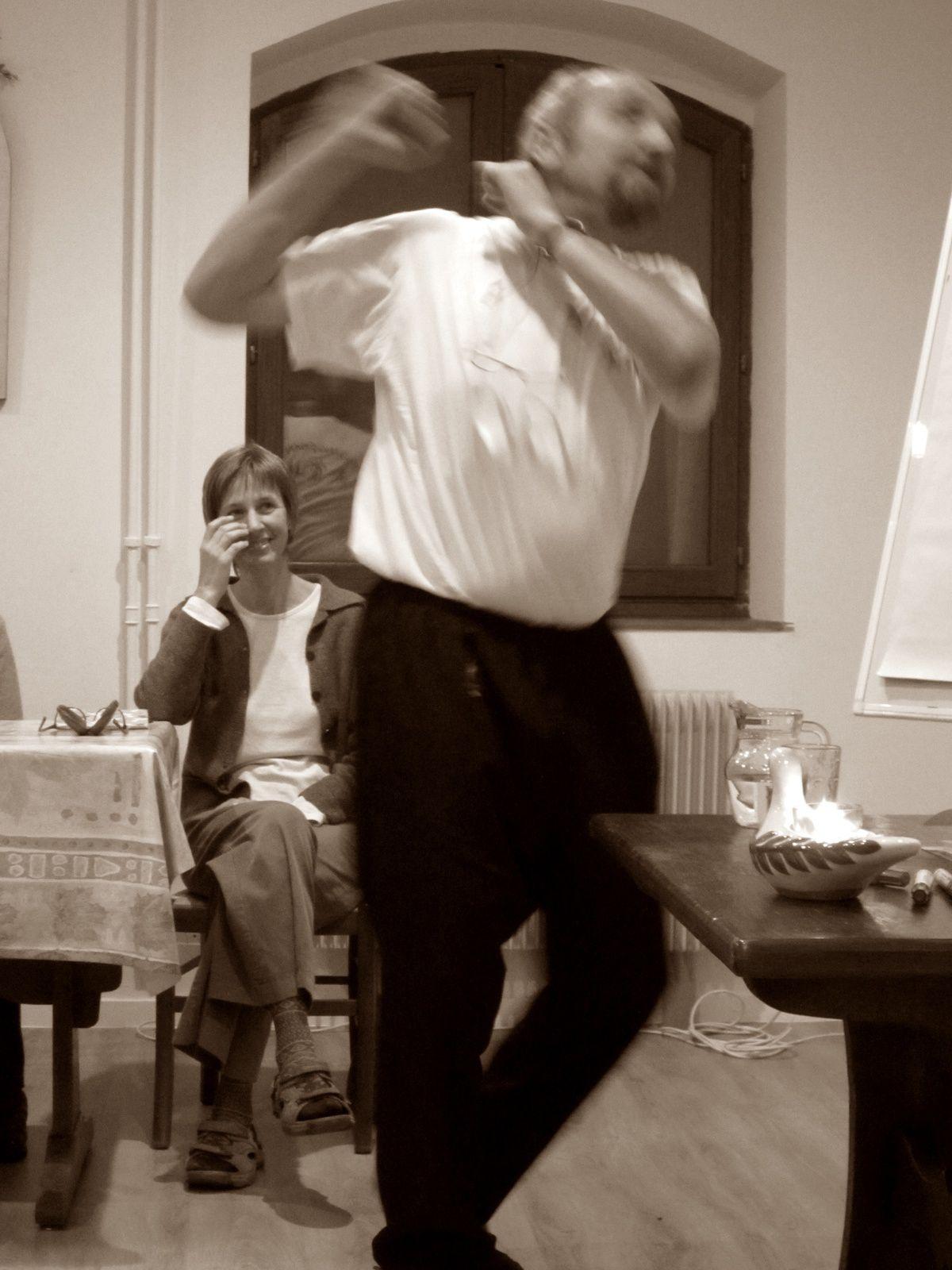 Photos de la session : Le stress, adversaire ou partenaire ?