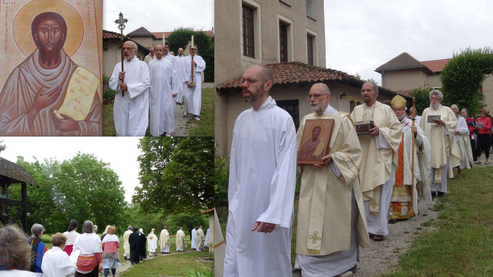 Fête de Saint Thiébault à Béthanie