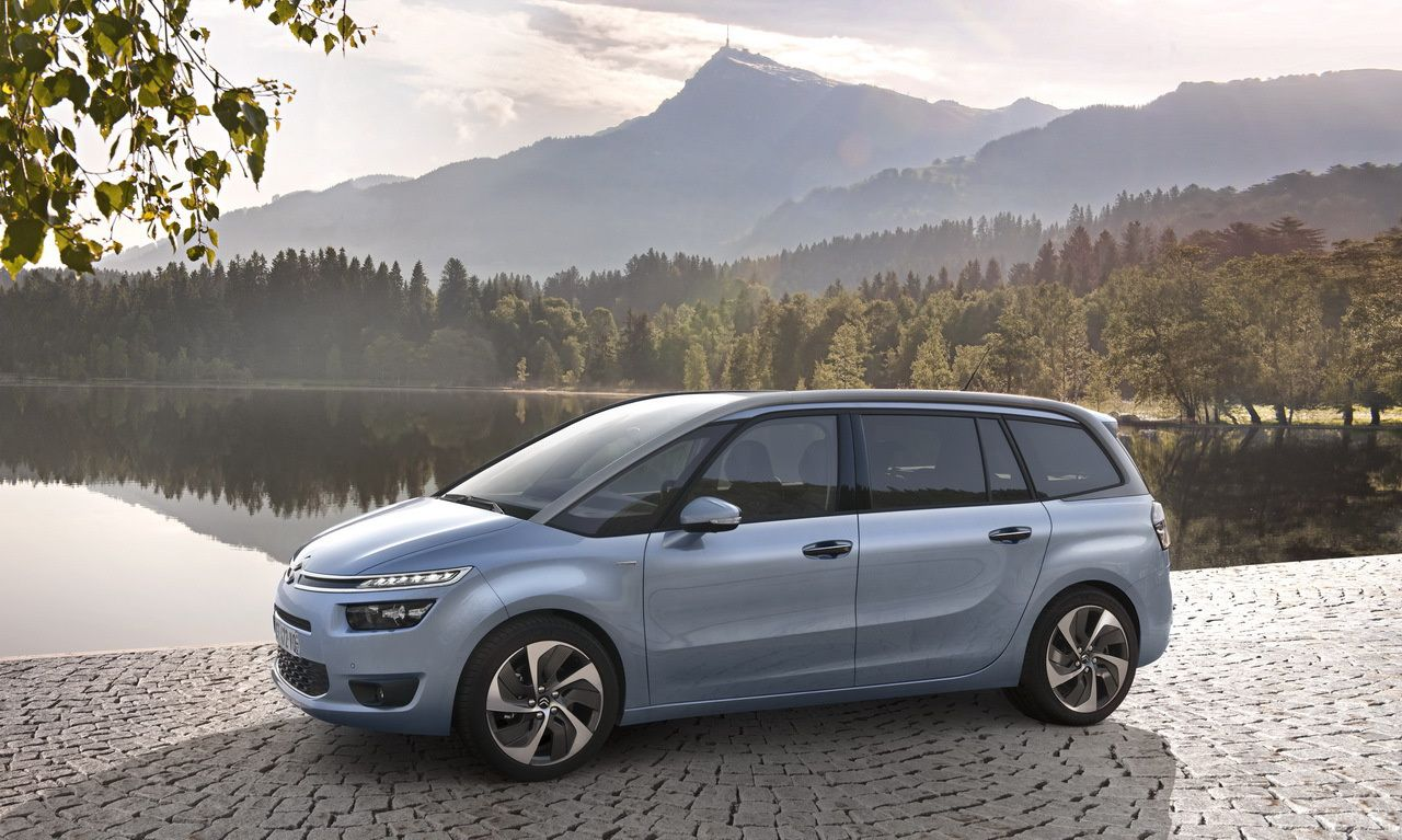 Citroen c4 picasso 7 places