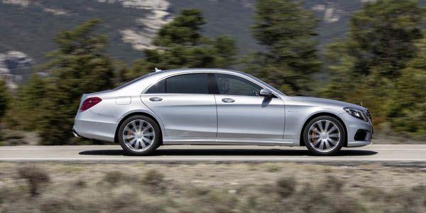 Mercedes Classe S...l'excellence allemande!