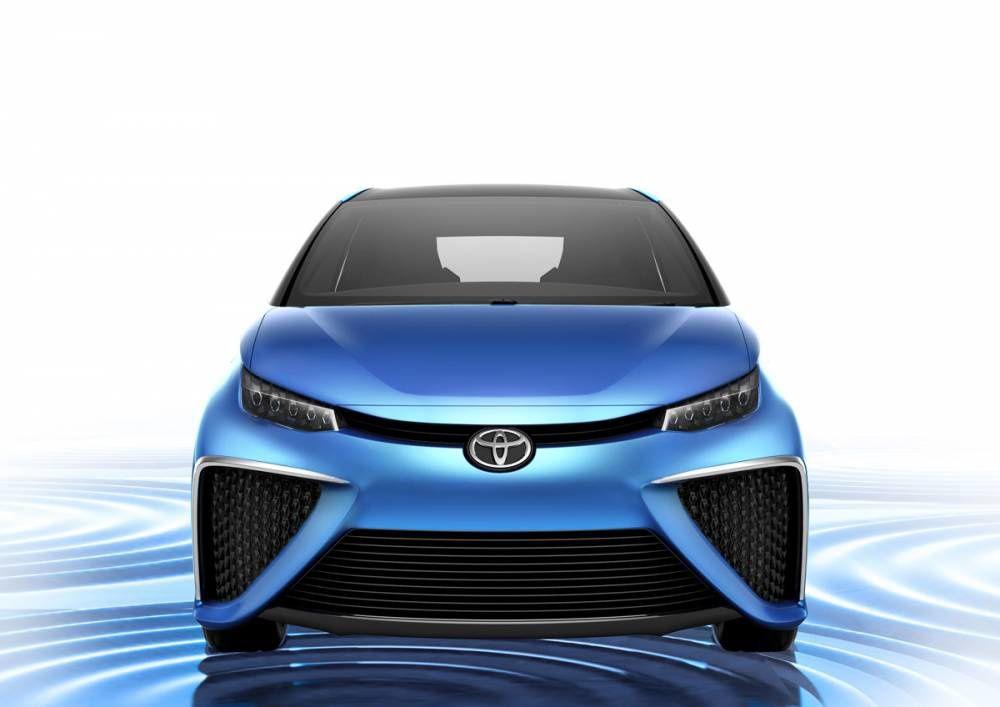 Toyota prêt pour la pile à combustible