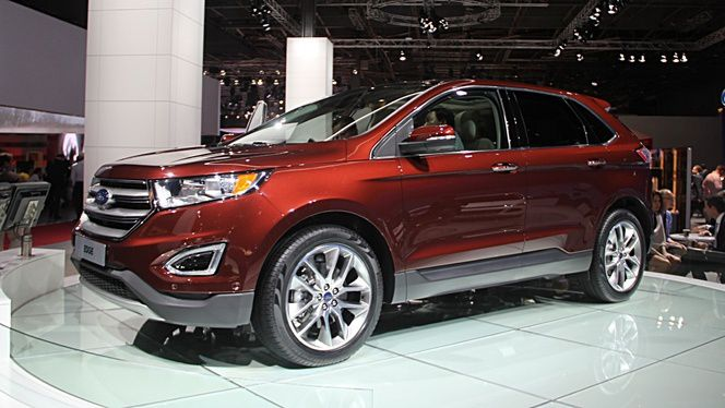 le ford edge arrive en europe franceauto actu actualit automobile r gionale et internationale. Black Bedroom Furniture Sets. Home Design Ideas